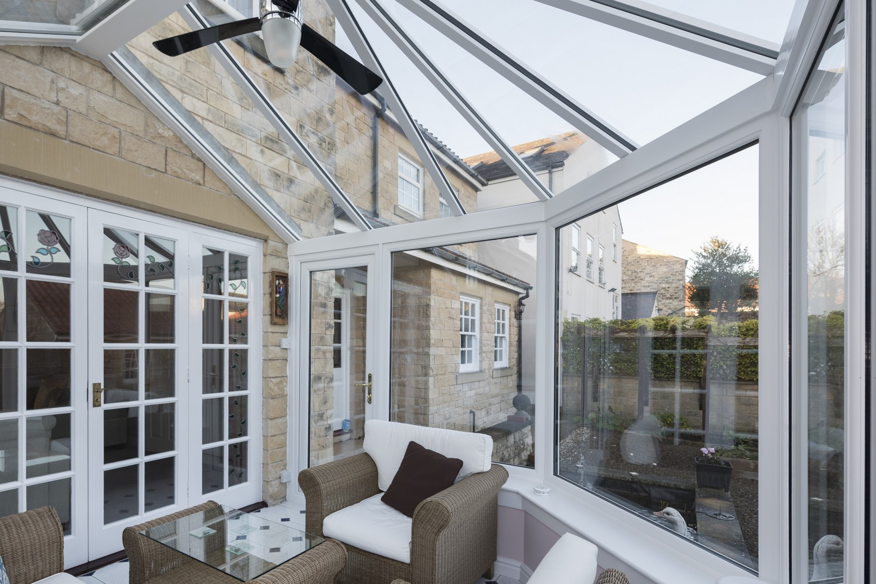 Glazed Conservatory Roof Suppliers