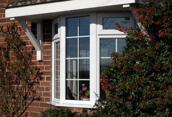 uPVC Bow Bay Windows East Anglia