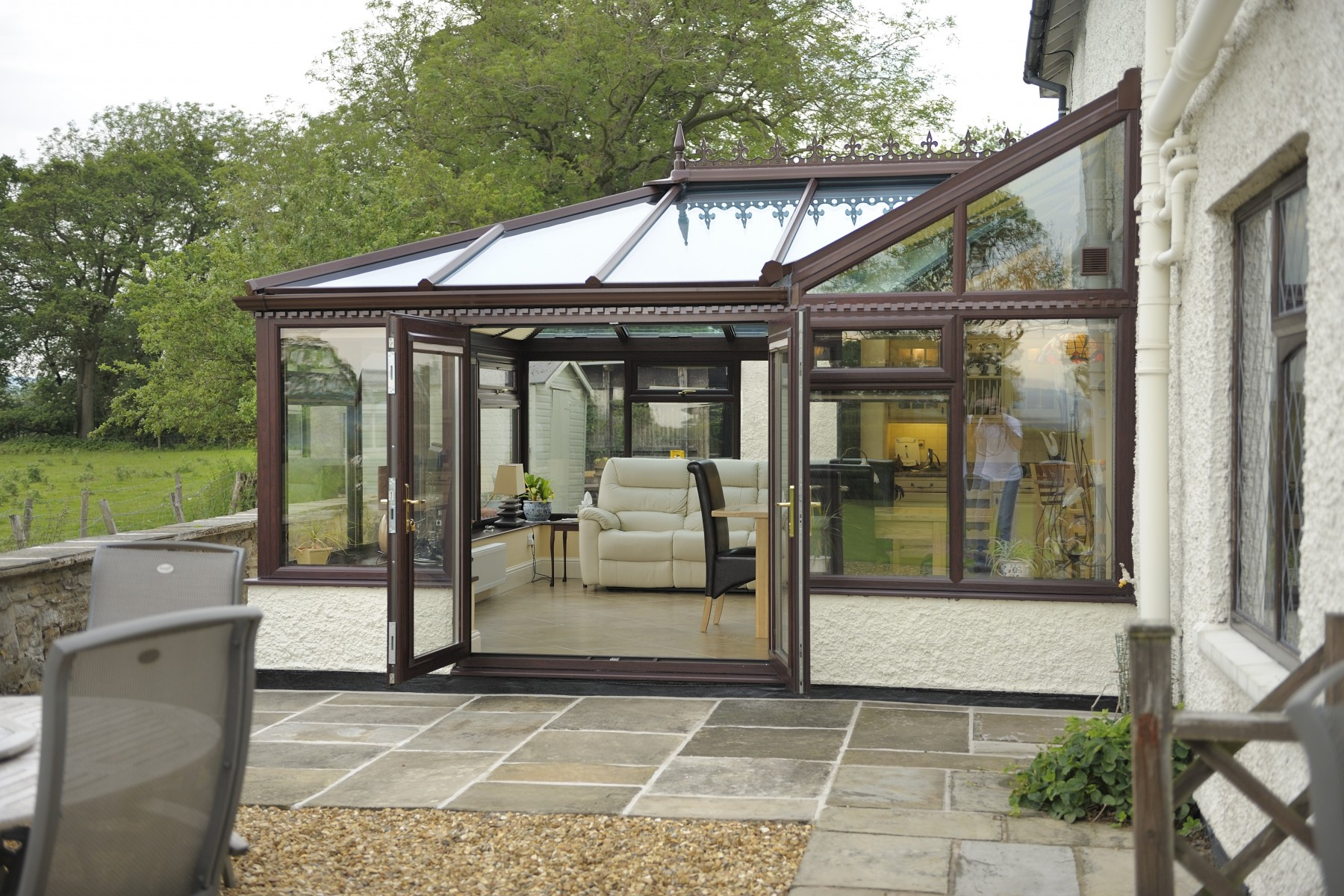 Glass Conservatory Roofs Trade Supply