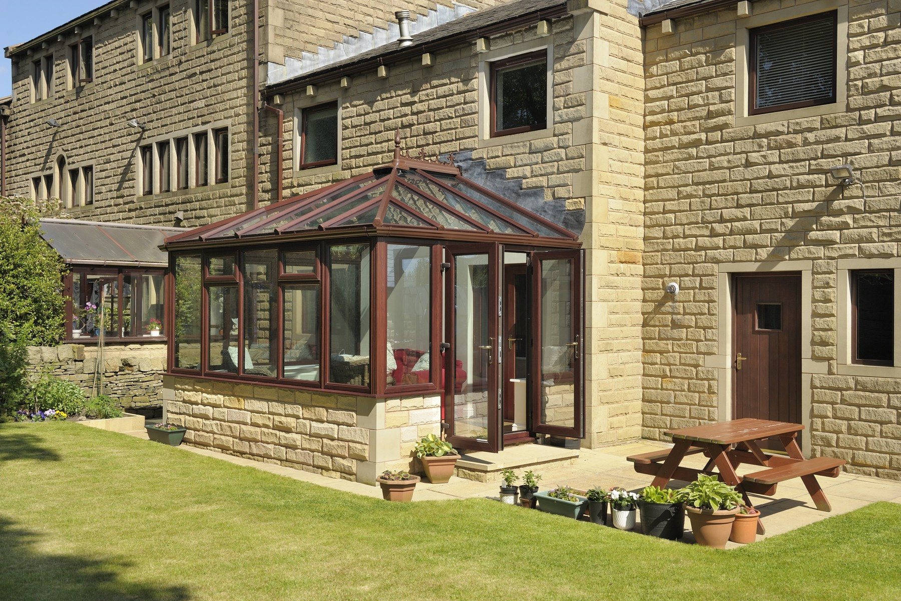 Glass Conservatory Roofs Trade Norwich
