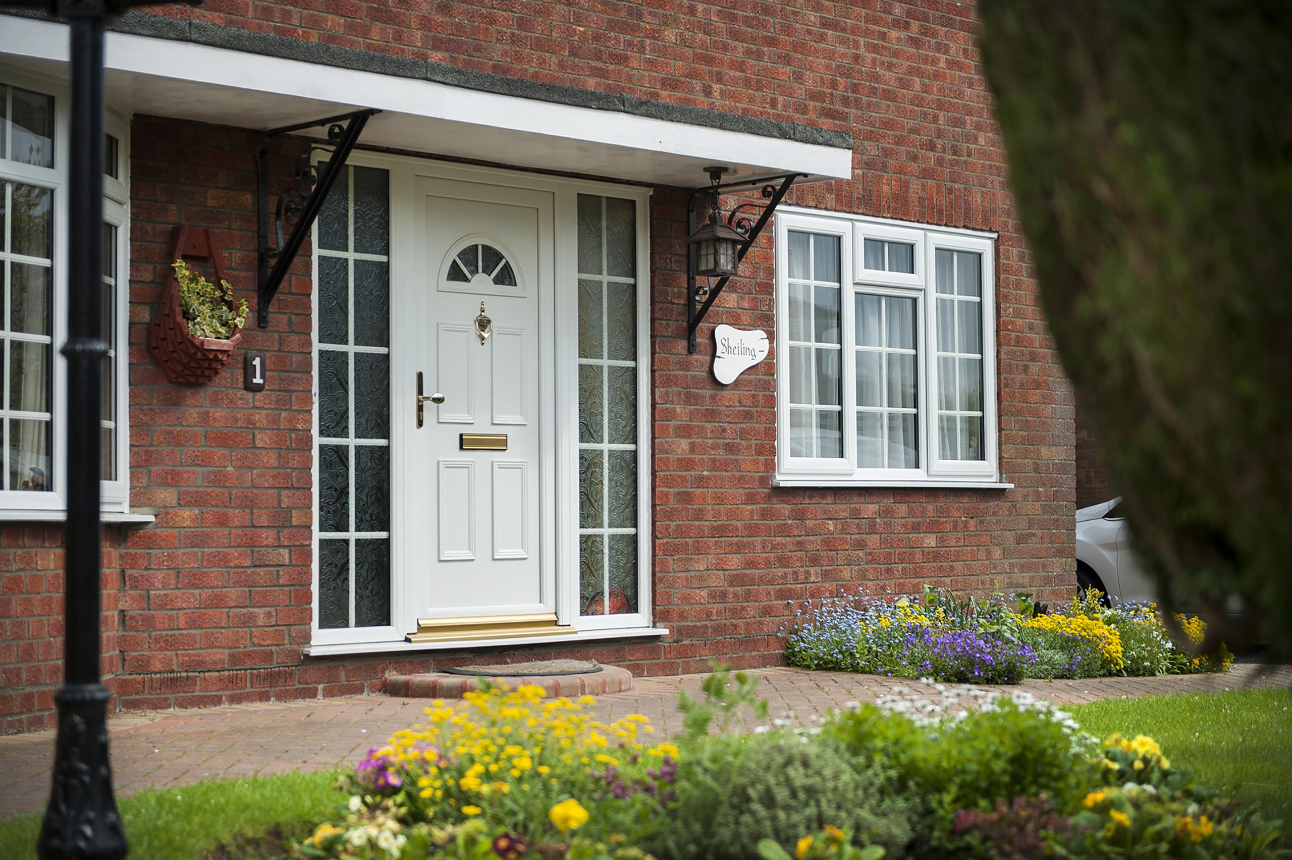 uPVC Front Door Suppliers Norwich